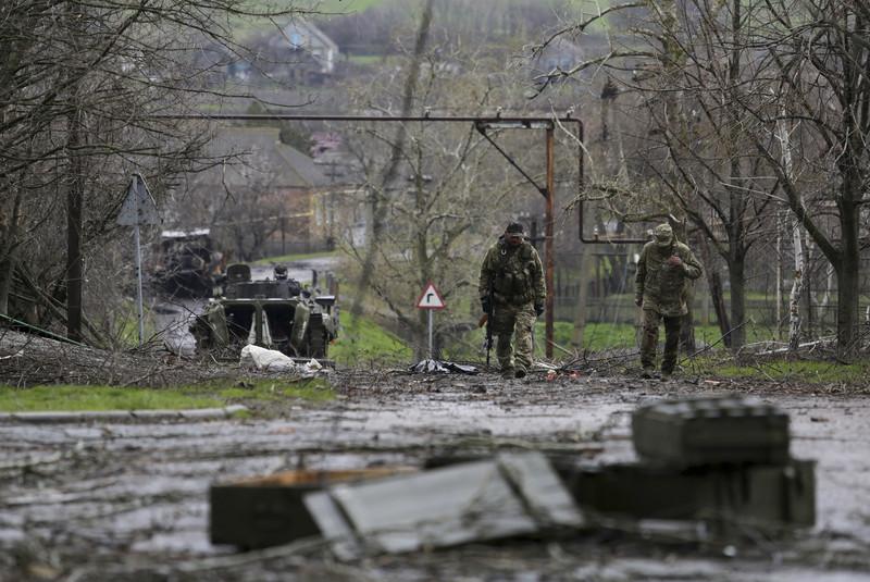 Широкино превращено в руину. После разминирования здесь обустроят наблюдательный пункт, -  генерал-майор Таран - Цензор.НЕТ 8070