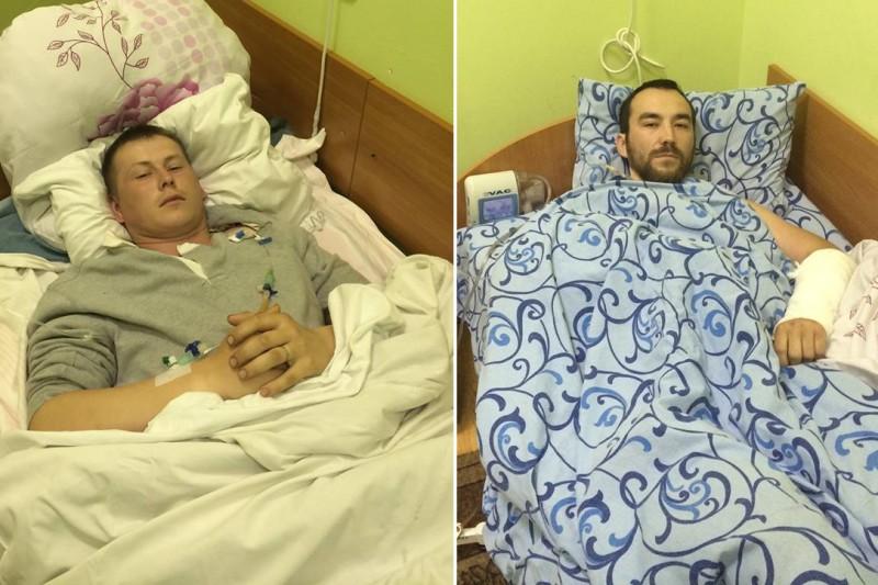 В результате обстрела Широкино ранен наблюдатель ОБСЕ - Цензор.НЕТ 2547