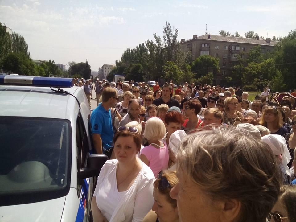 Боевики резко усилили огневую активность на Луганщине: ранены двое военнослужащих, - Москаль - Цензор.НЕТ 5330