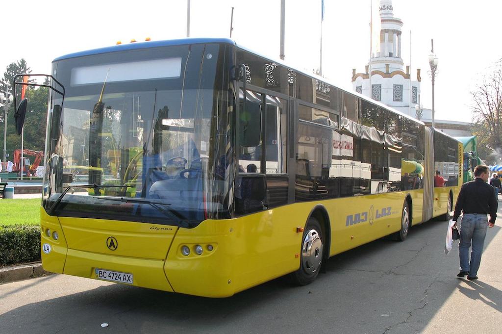 """Египет заключил контракт стоимостью $70 млн на поставку автобусов """"ЛАЗ"""" - Цензор.НЕТ 3848"""