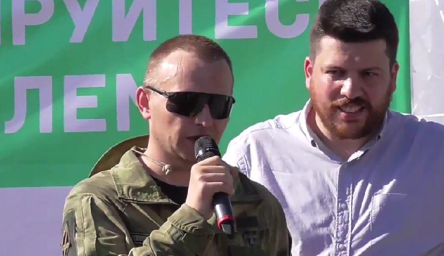Главарь террористов Захарченко отдал приказ о наступлении на Марьинку после встречи с российским генералом, - Тымчук - Цензор.НЕТ 2442