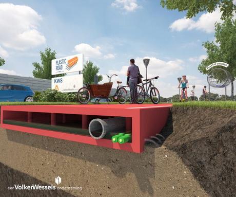 пластиковые дороги нидерланды2