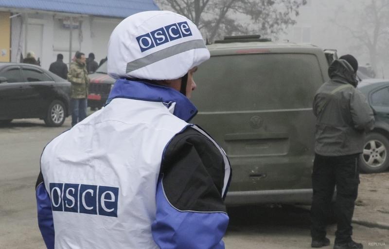 Напротяжении 2-х дней вДонбассе сохраняется практически полная тишина— ОБСЕ