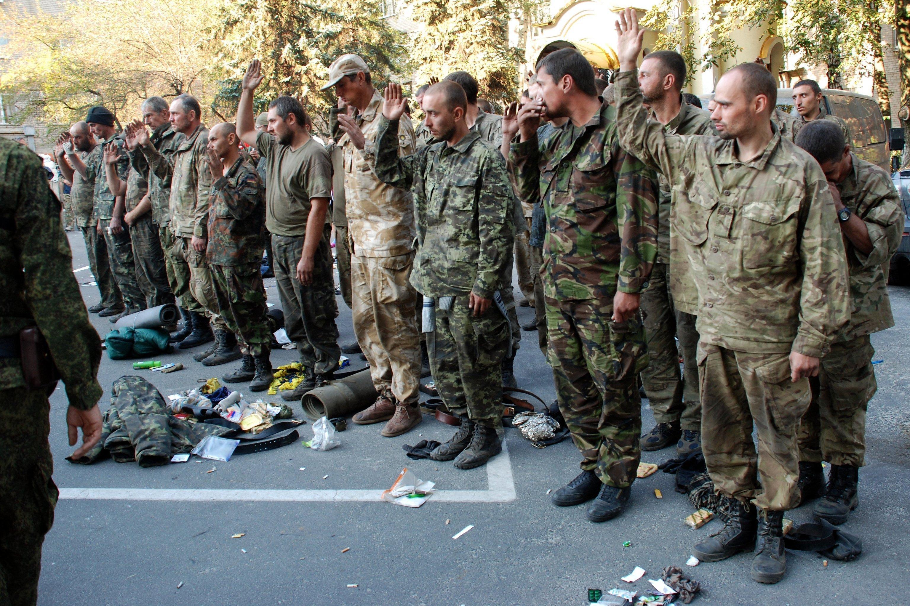 19:00 Стало известно количество освобожденных из плена украинских военных