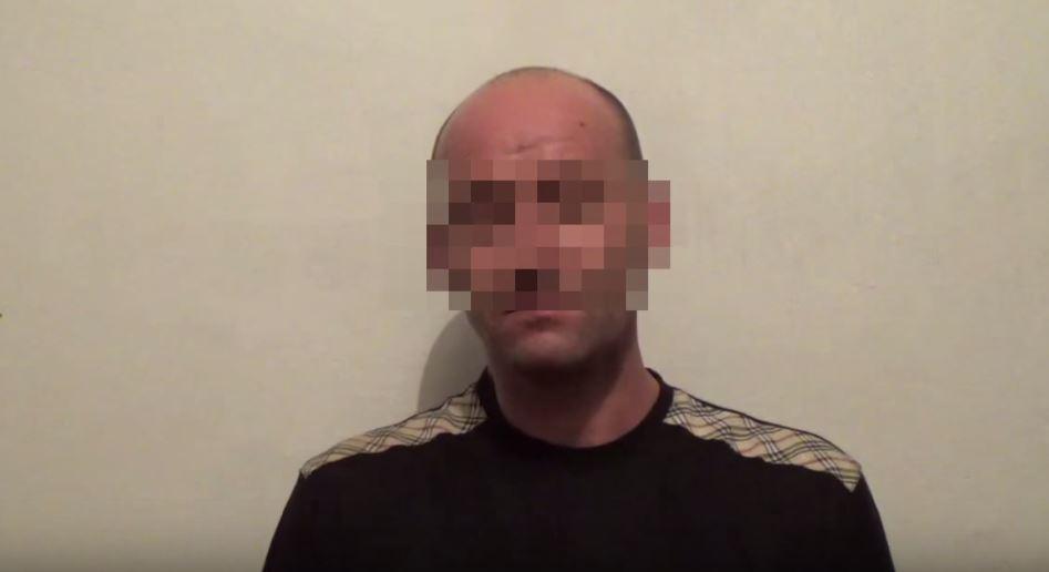 13:21 СБУ поймала инструктора и корректировщика боевиков