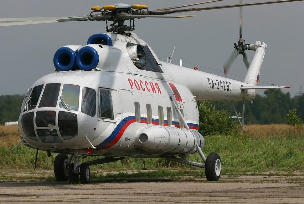 В России разбился очередной вертолет, есть пострадавшие - Цензор.НЕТ 8228