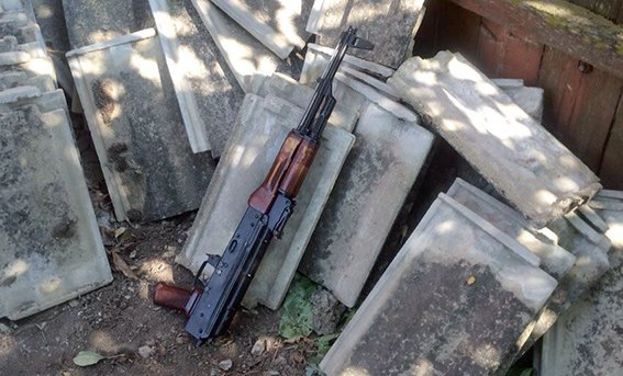 11:34 Доброволец после ротации из зоны АТО в Хмельницкий покончил собой