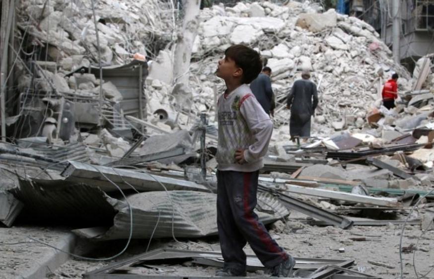 В благодарность за поддержку: В Сирии детей начали называть Путин