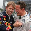 Vettel fulfills childhood dream with Ferrari